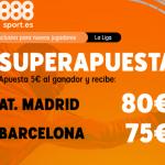 888sport: Atlético de Madrid - Barcelona