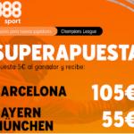 888Sport: Barcelona - Bayern
