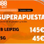 888sport: Leipzig - PSG